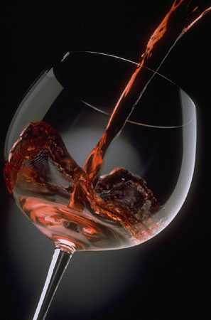 Red wine can also keep you from going deaf as well.