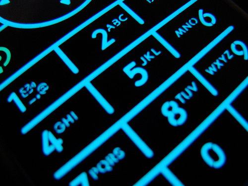 Cell Phone Numbers